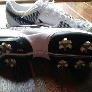 Nike Air Woman's golf shoes 9.5